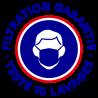 MASQUE DE PROTECTION LAVABLE 10 FOIS – USN1 – FABRIQUE EN OCCITANIE
