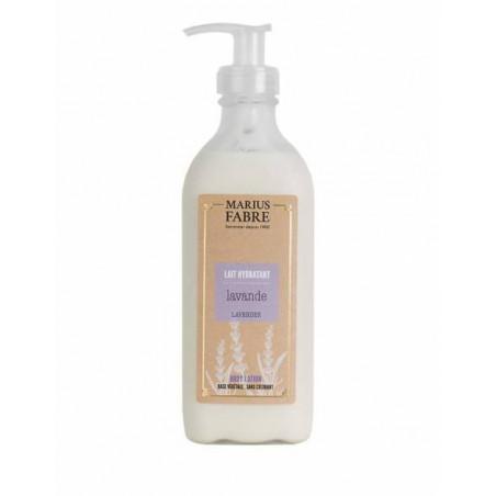 Lait hydratant corps parfum Lavande 230ml