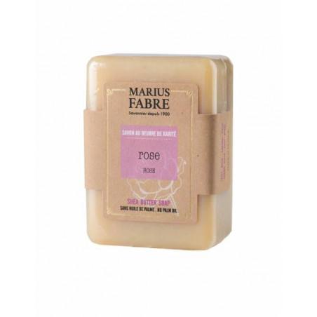 Savonnette parfumée à la Rose, sans huile de palme - 150g