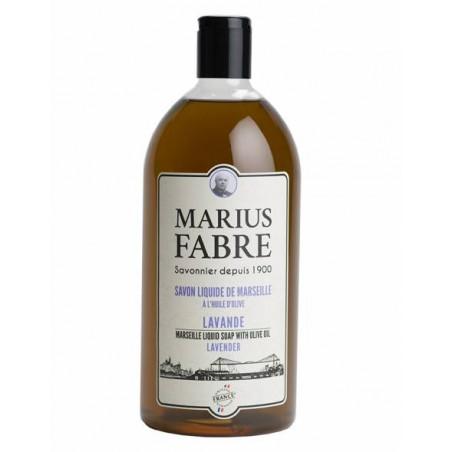 Savon liquide de Marseille Lavande - 1 litre