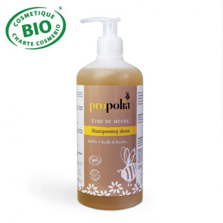 Shampoing Doux - Format familial - Miel & Bambou - 500 ml