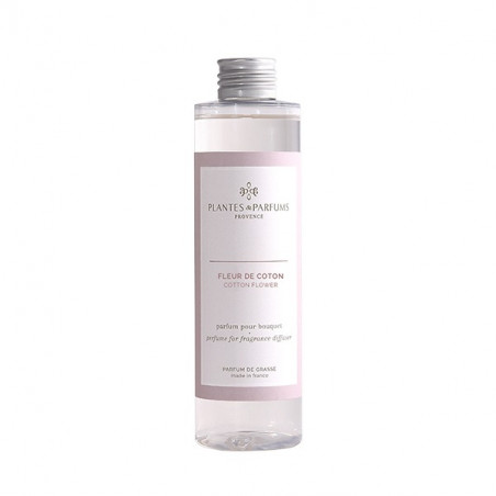 Recharge parfum pour Bouquet Fleur de Coton - 200ml