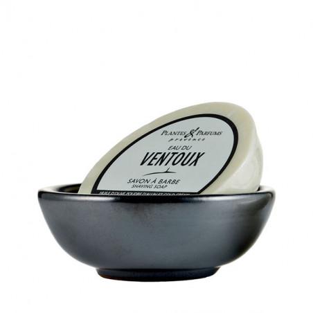 Ensemble Bol en céramique et savon à barbe 100gr - Eau du Ventoux Sport