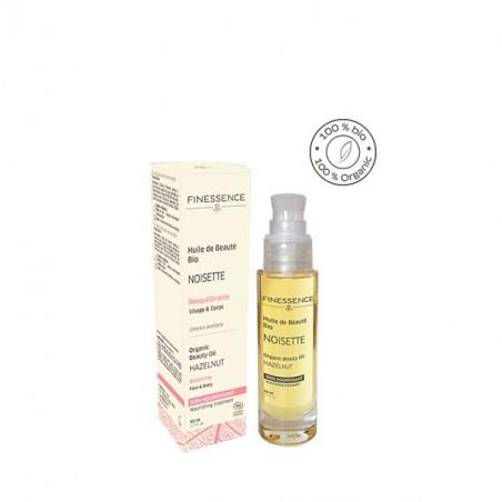 Huile Végétale Bio Noisette - Corylus avellana - 50ml
