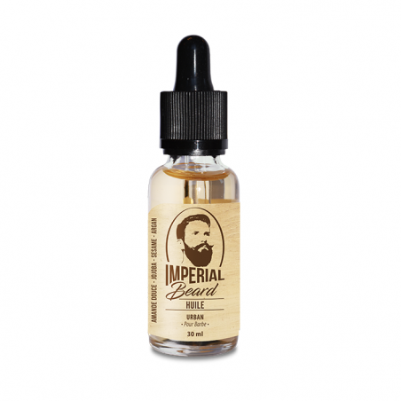 Huile pour barbe URBAN - 30ml - Pour lui