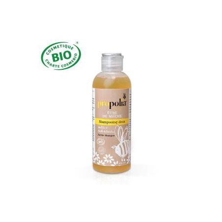 Shampoing Doux - Miel & Bambou - 200 ml