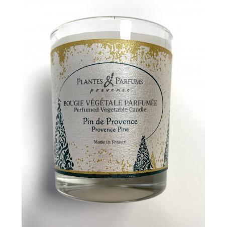 Bougie Végétale Parfumée Pin de provence - 75gr