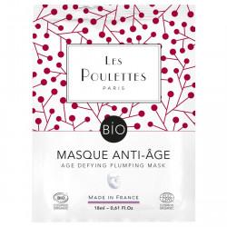 Masque Visage - Anti-âge - Les Poulettes Paris