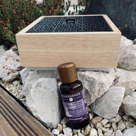 Ma sélection anti-stress : un diffuseur et son complexe d'huiles essentielles