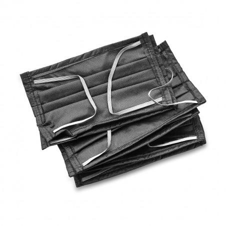 Masque en tissus 3 plis lavable 10 fois – Testé par la DGA