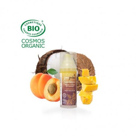 Baume fondant de massage Bio - Parfum Fruité - Tantrayana - 50ml - Propolia