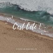 🏖 Ca fait du bien de le dire : c'est l'été !  🍹 Quand vacances riment avec coktail en terrasse ; chaleur avec apéro-copains bonheur... le tout agrémenté de musique douce. Et ça tombe bien, c'est aussi la fête de la musique 🎶  👉🏼 Sur mon site, j'ai tout regroupé pour que tu passes des vacances sereines : depuis l'apéro au farniente sur la plage avec la protection solaire !  🌞 Passes un bel été !  #ete #vacances #apero #bienetre #copains #etreoubienetre #mif