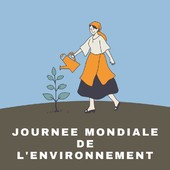 🌍 Aujourd'hui, c'est la journée mondiale de l'environnement.   🌷 Moi je me suis engagé dans le O déchet en distribuant des produits sains pour la nature et donc sains pour nous.  🍃 Et toi quels sont tes petits gestes du quotidien ?